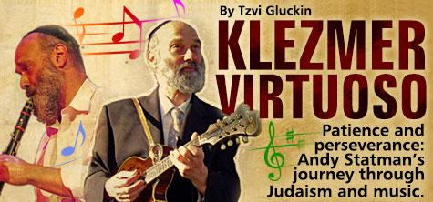 Andy Statman: Klezmer's Virtuoso